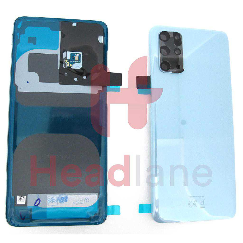 Samsung SM-G986 Galaxy S20+ / S20 Plus Back / Battery Cover - Cloud Blue