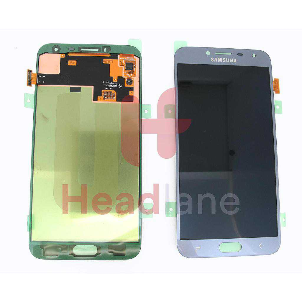 Samsung SM-J400 Galaxy J4 LCD Display / Screen + Touch - Grey