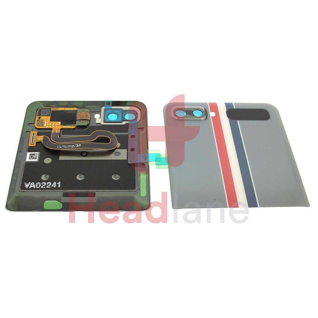 Samsung SM-F700 Galaxy Z Flip Outer LCD Display / Screen - Thom Browne