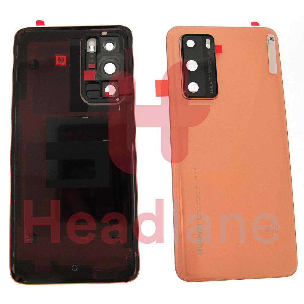 Huawei P40 Back / Battery Cover - Blush Gold