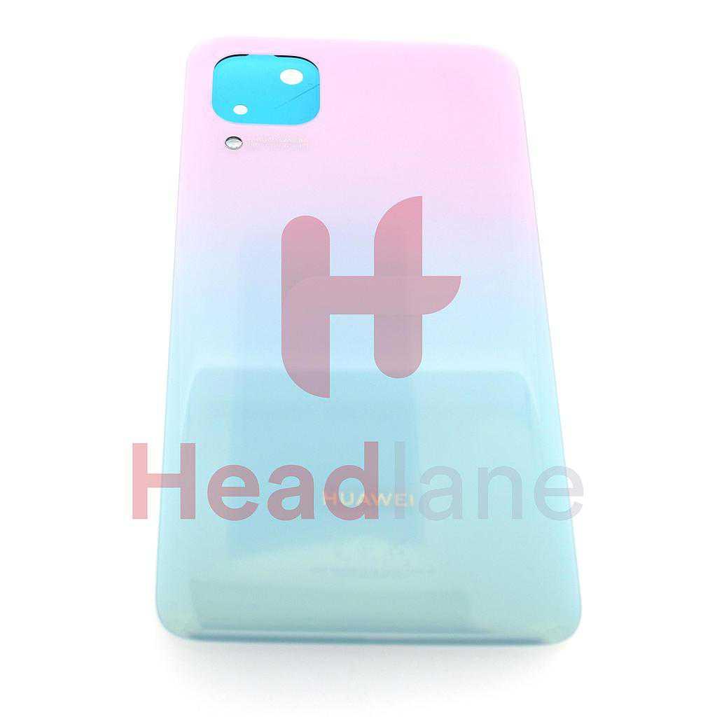 Huawei P40 Lite Back / Battery Cover - Sakura Pink