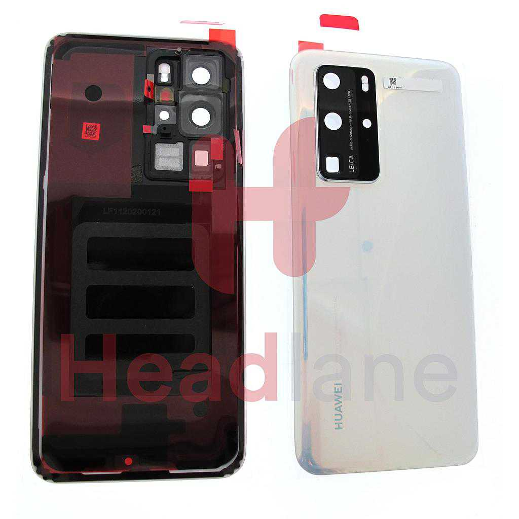 Huawei P40 Pro Back / Battery Cover - Ice White