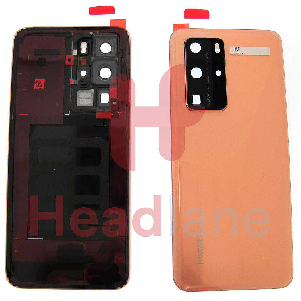 Huawei P40 Pro Back / Battery Cover - Blush Gold