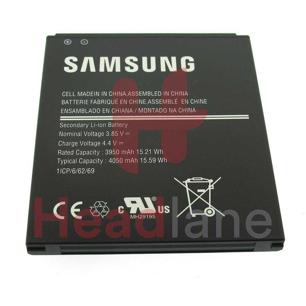 Samsung SM-G715 Galaxy Xcover Pro Internal Battery EB-BG715BBE 3950mAh