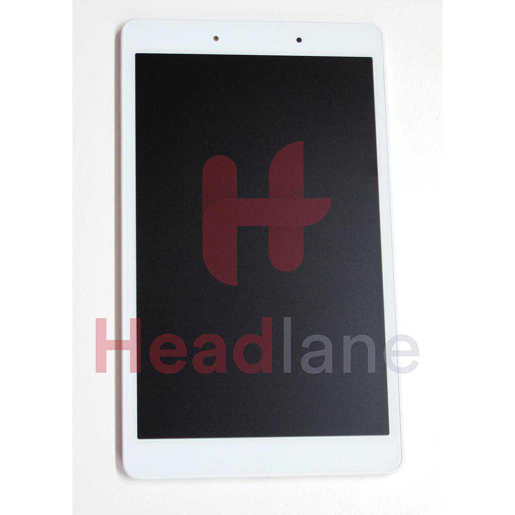 "Samsung SM-T290 Galaxy Tab A 8.0"" WiFi LCD Display / Screen + Touch - Silver"