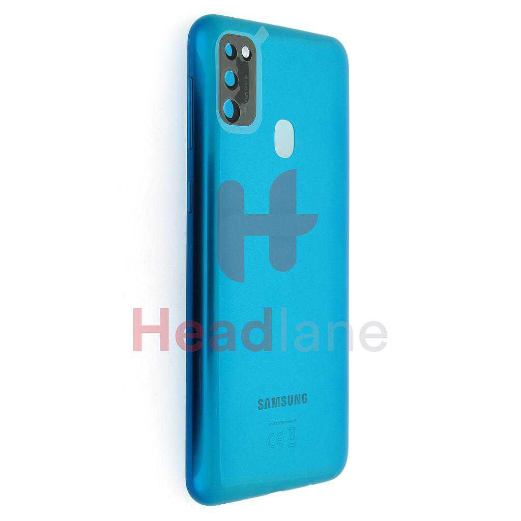 Samsung SM-M215 Galaxy M21 Back / Battery Cover - Green