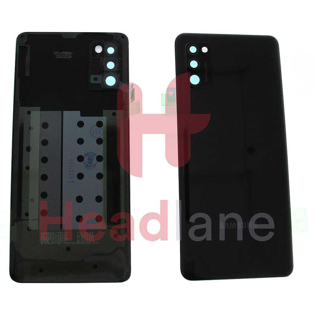Samsung SM-A415 Galaxy A41 Back / Battery Cover - Black