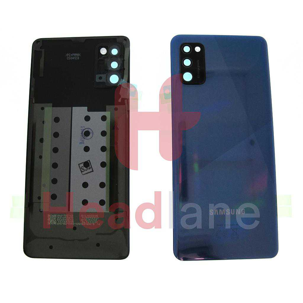 Samsung SM-A415 Galaxy A41 Back / Battery Cover - Blue