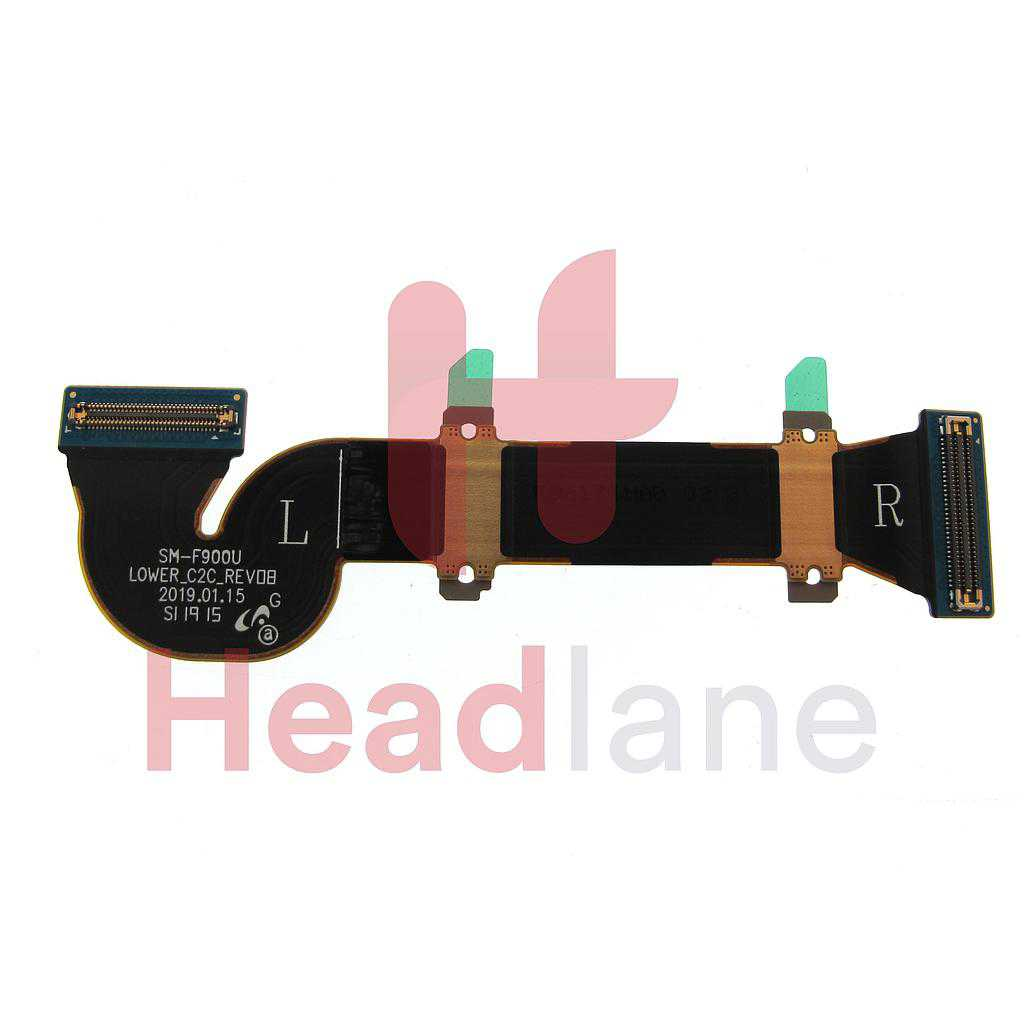 Samsung SM-F900 Galaxy Fold Lower Flex Cable