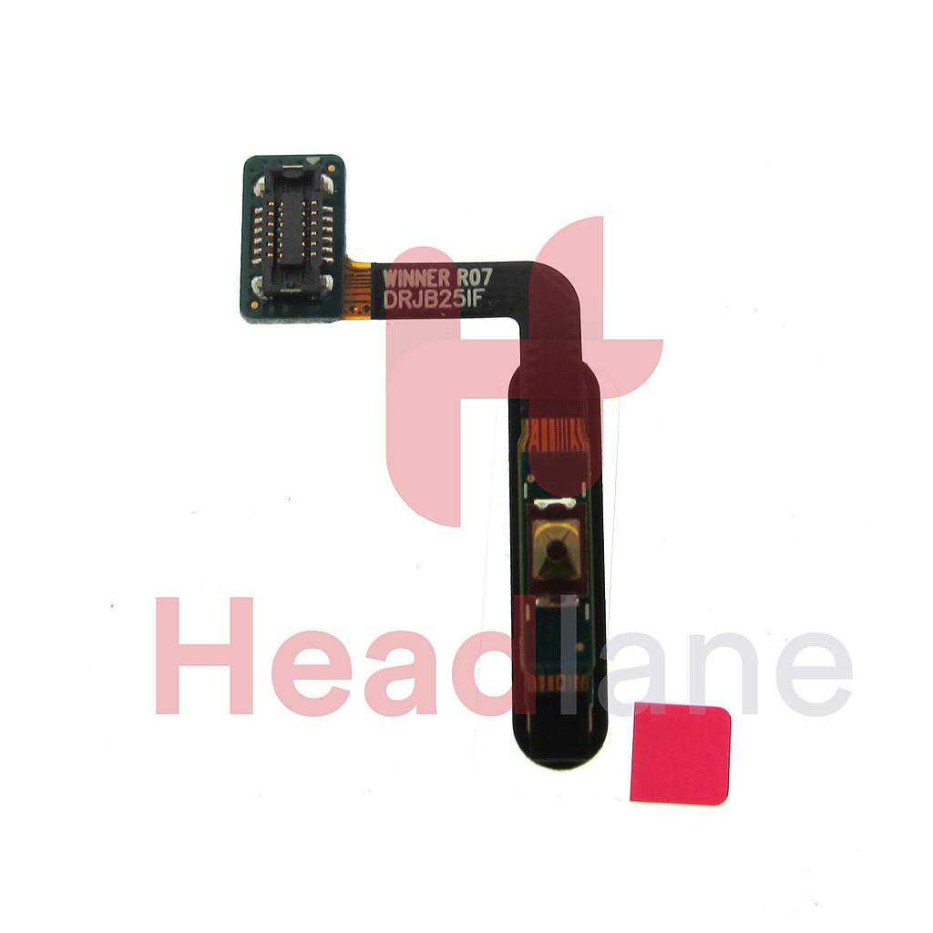 Samsung SM-F900 Galaxy Fold Fingerprint Reader / Sensor - Silver