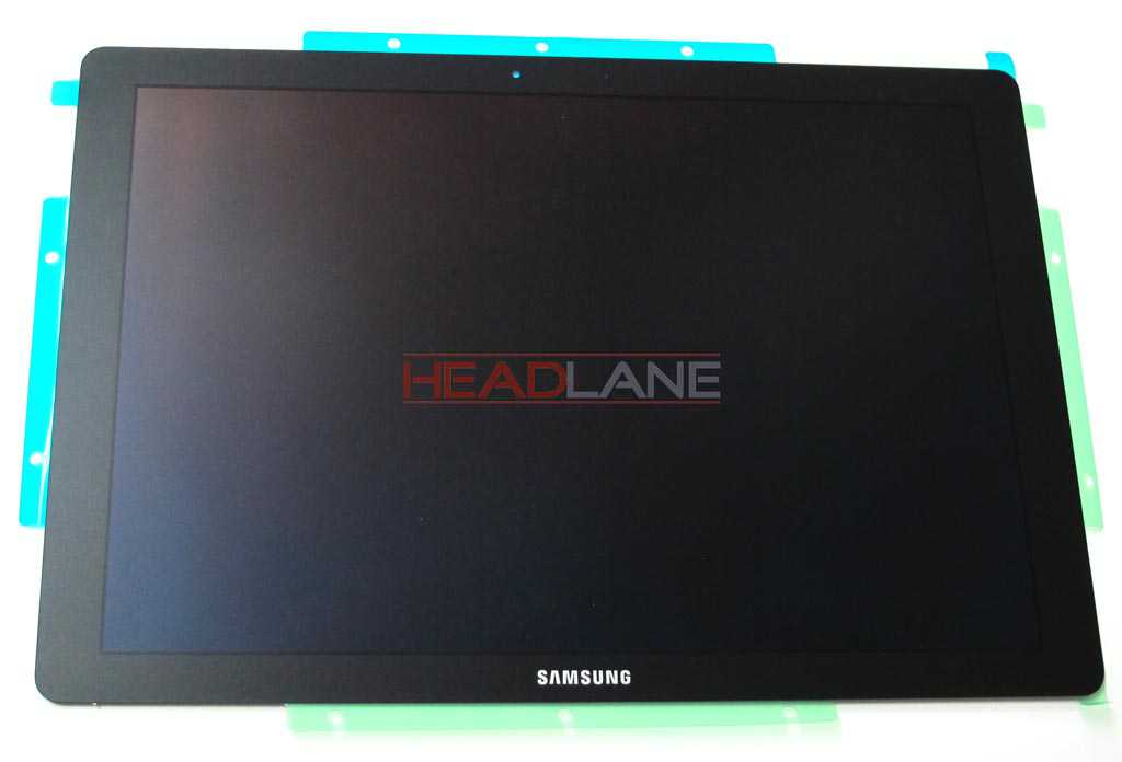 """Samsung SM-W700 TabPro S 12.0"""" LCD Display / Screen + Touch - Black"""