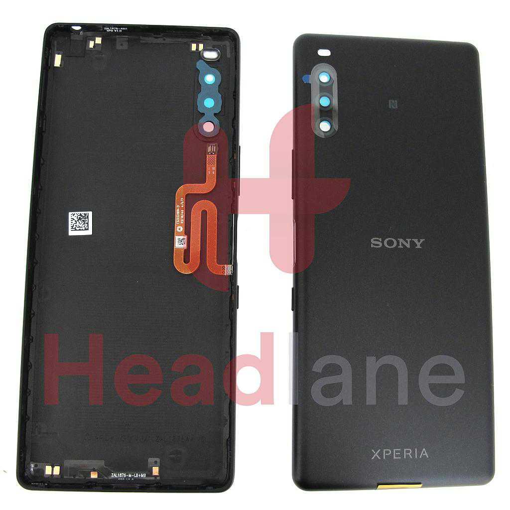 Sony XQ-AD52 Xperia L4 Back / Battery Cover - Black