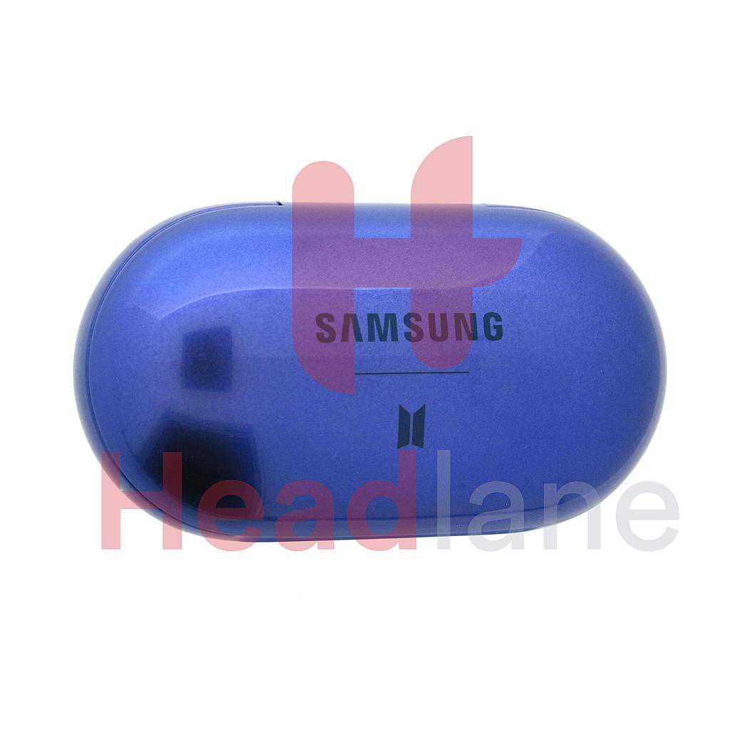 Samsung SM-R175 Galaxy Buds+ / Buds Plus Charging Case - Purple (BTS Edition)
