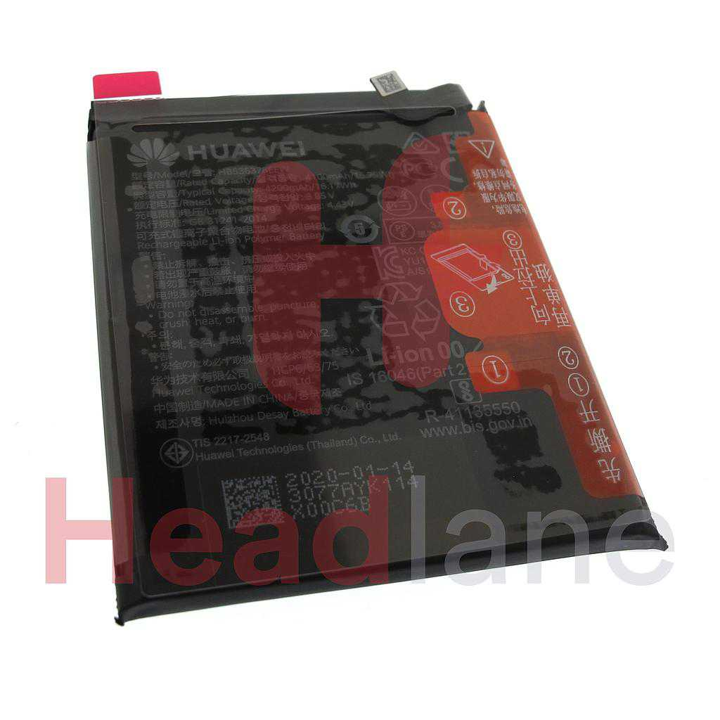Huawei P40 Pro Internal Battery