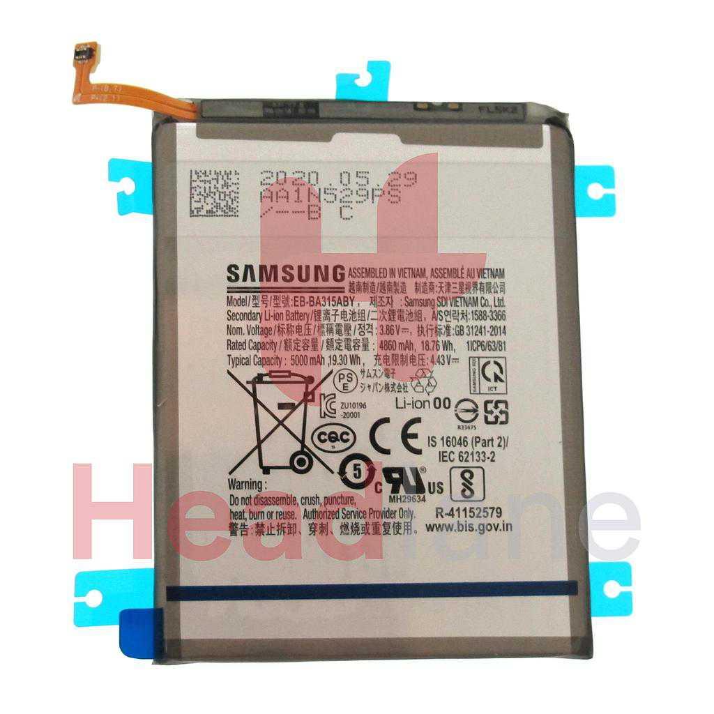 Samsung SM-A315 A325 Galaxy A31 A32 4G Internal Battery EB-BA315ABY