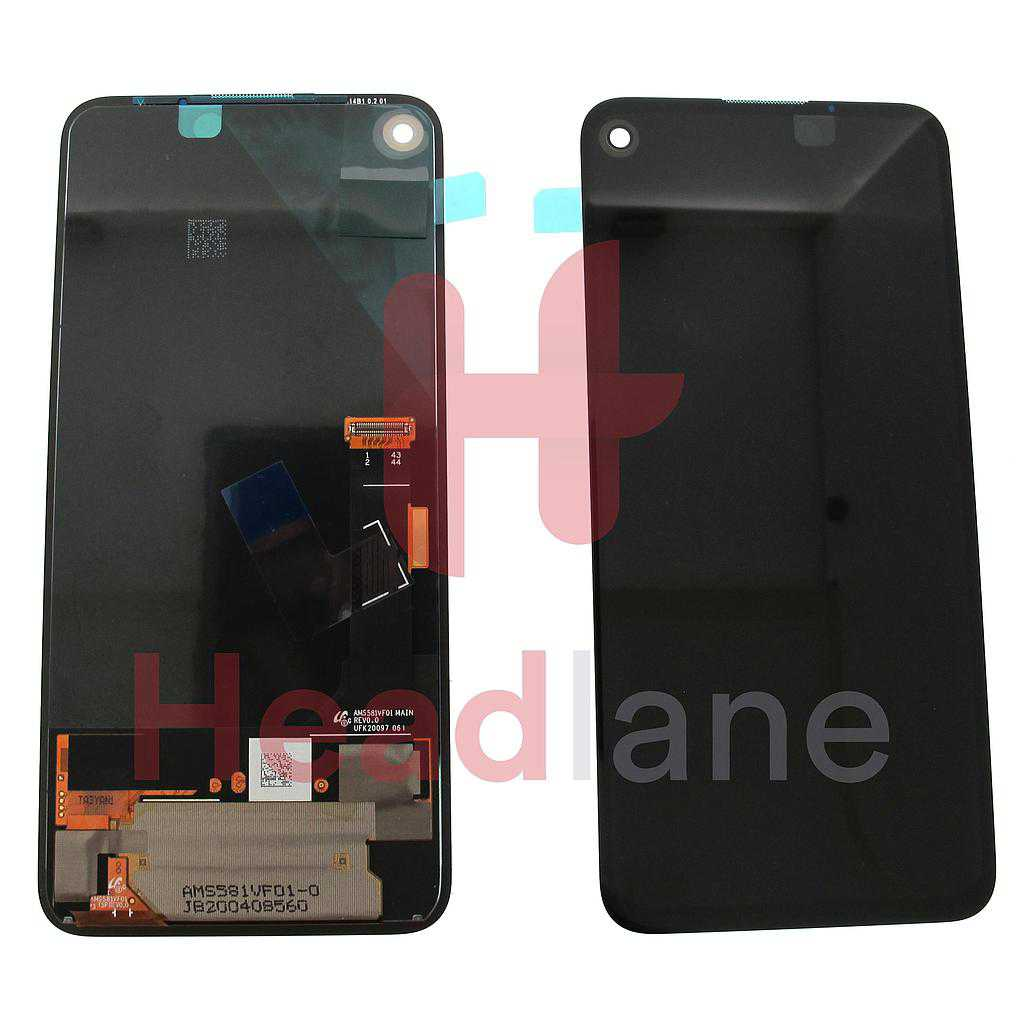 Google Pixel 4A LCD Display / Screen + Touch