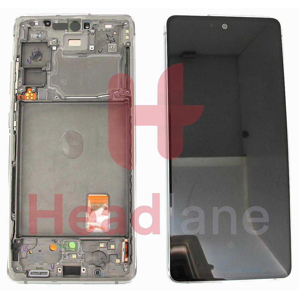 Samsung SM-G780 Galaxy S20 FE 4G LCD Display / Screen + Touch - Cloud White