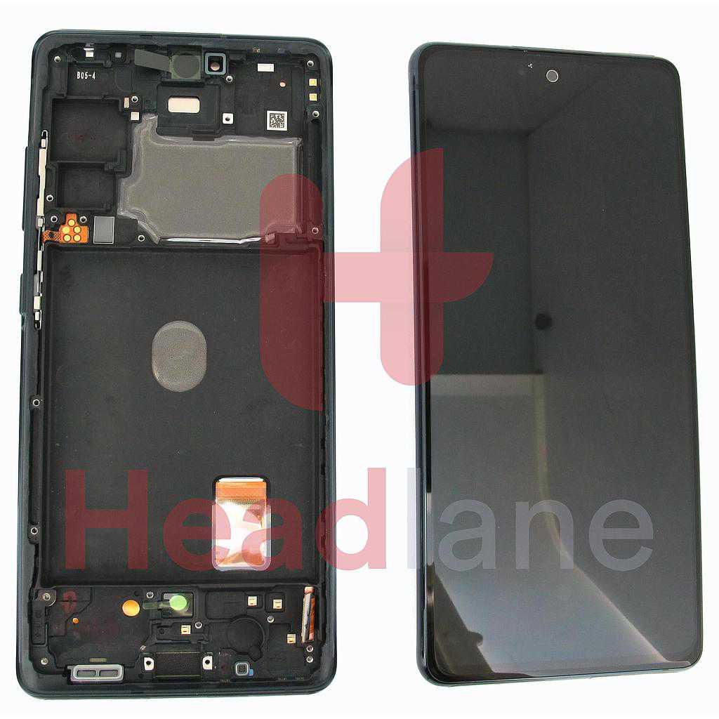 Samsung SM-G780 Galaxy S20 FE 4G LCD Display / Screen + Touch - Cloud Navy