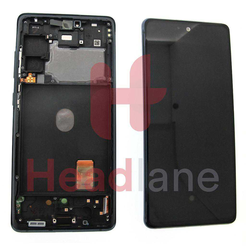 Samsung SM-G781 Galaxy S20 FE 5G LCD Display / Screen + Touch - Cloud Navy
