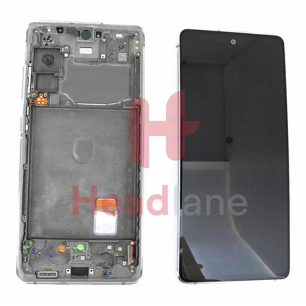 Samsung SM-G781 Galaxy S20 FE 5G LCD Display / Screen + Touch - Cloud White