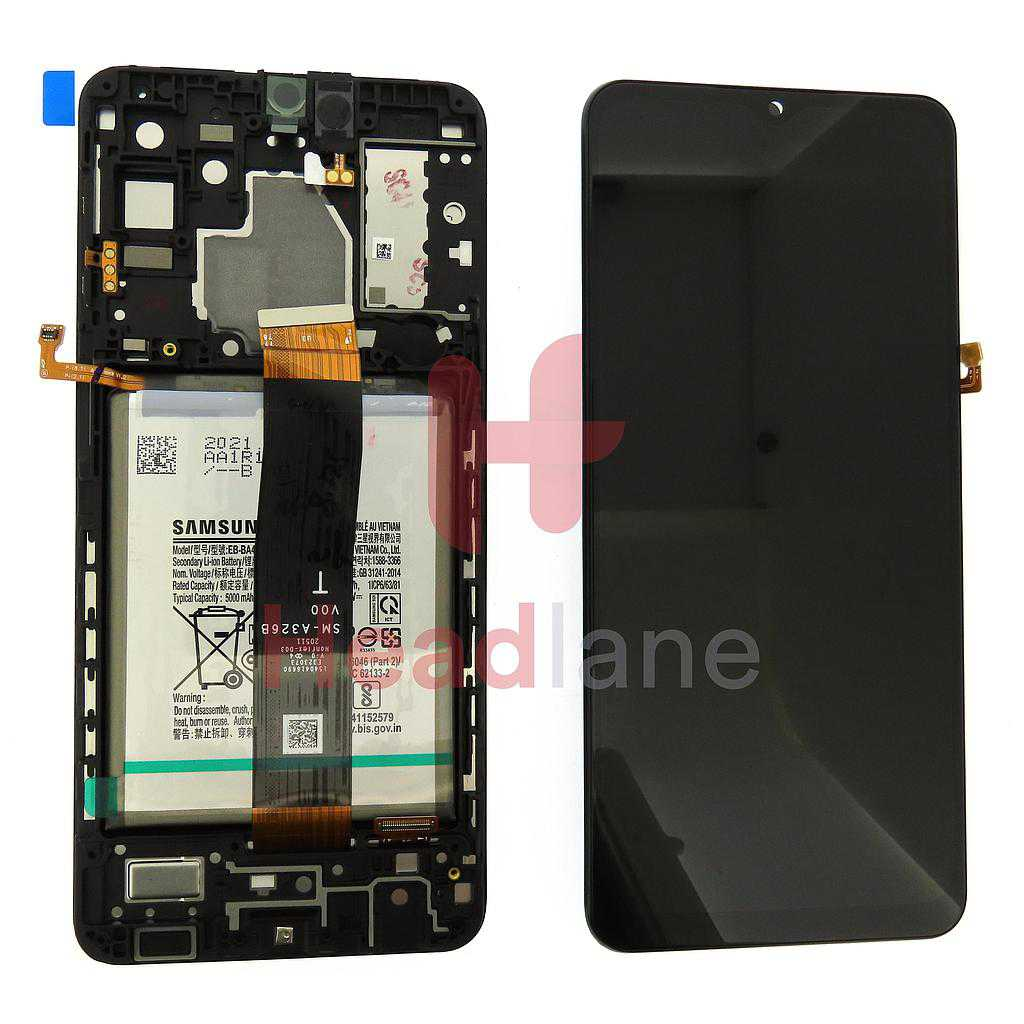 Samsung SM-A326 Galaxy A32 5G LCD Display / Screen + Touch + Battery