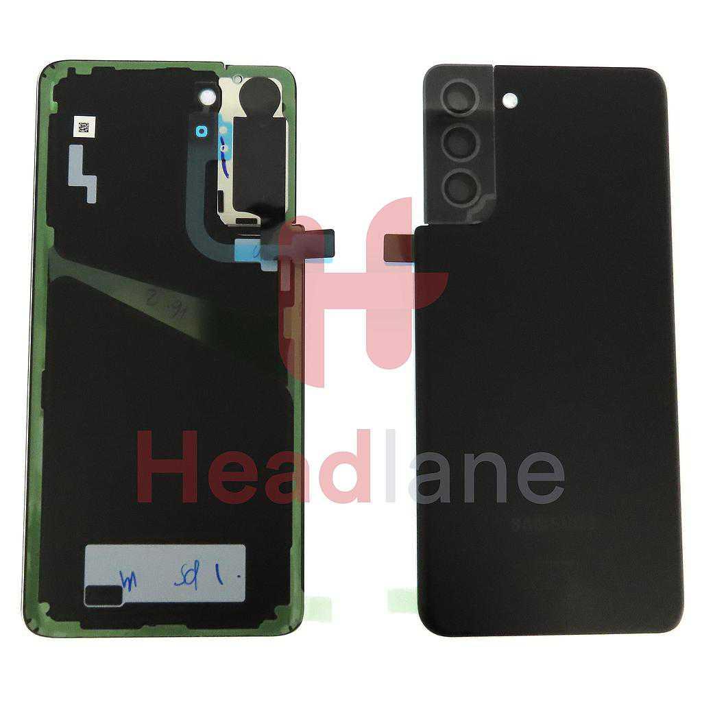 Samsung SM-G996 Galaxy S21+ 5G Back / Battery Cover - Phantom Black