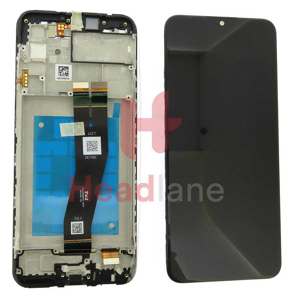 Samsung SM-A025 Galaxy A02s LCD Display / Screen + Touch