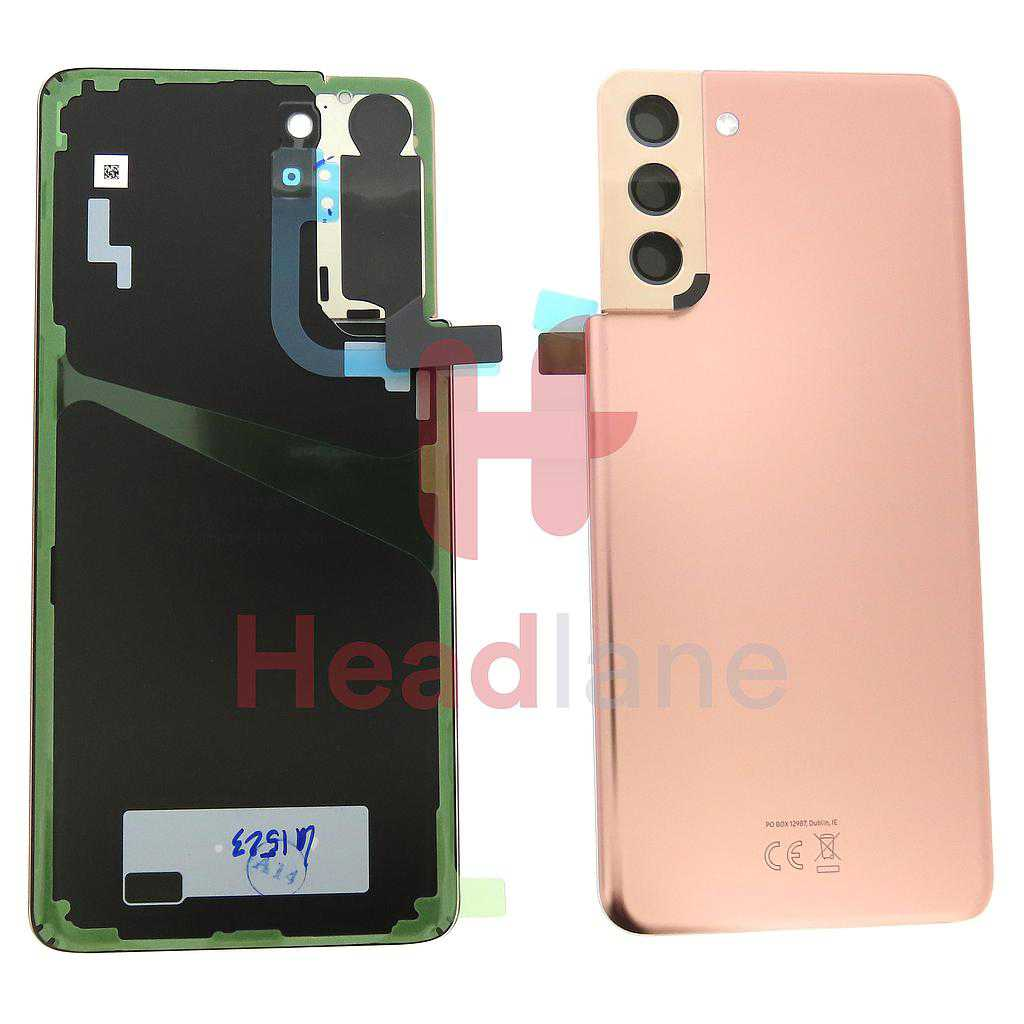 Samsung SM-G996 Galaxy S21+ 5G Back / Battery Cover - Phantom Gold