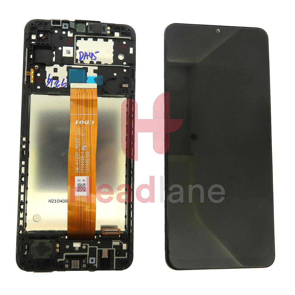 Samsung SM-A125 Galaxy A12 LCD Display / Screen + Touch