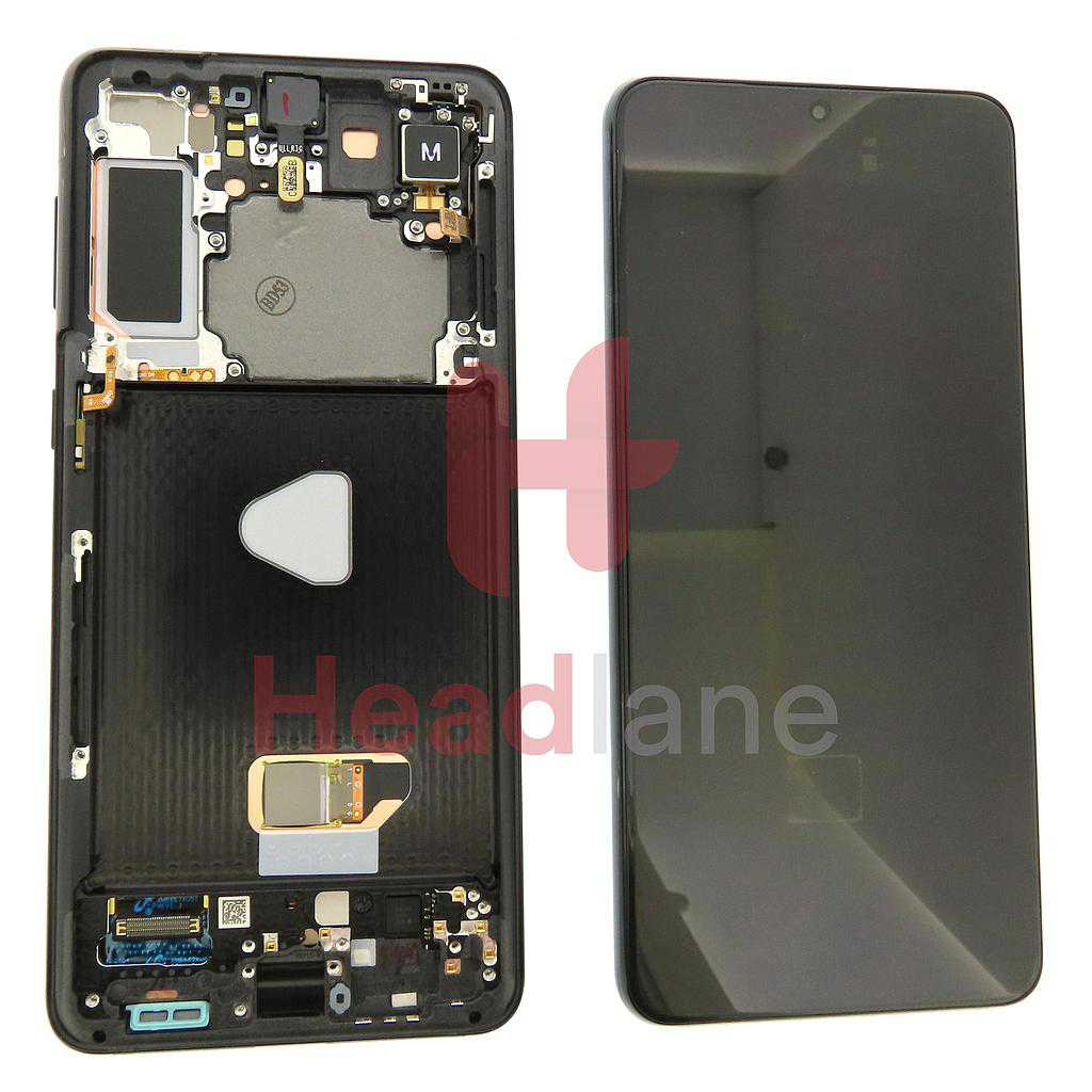 Samsung SM-G996 Galaxy S21+ 5G LCD Display / Screen + Touch - Phantom Black