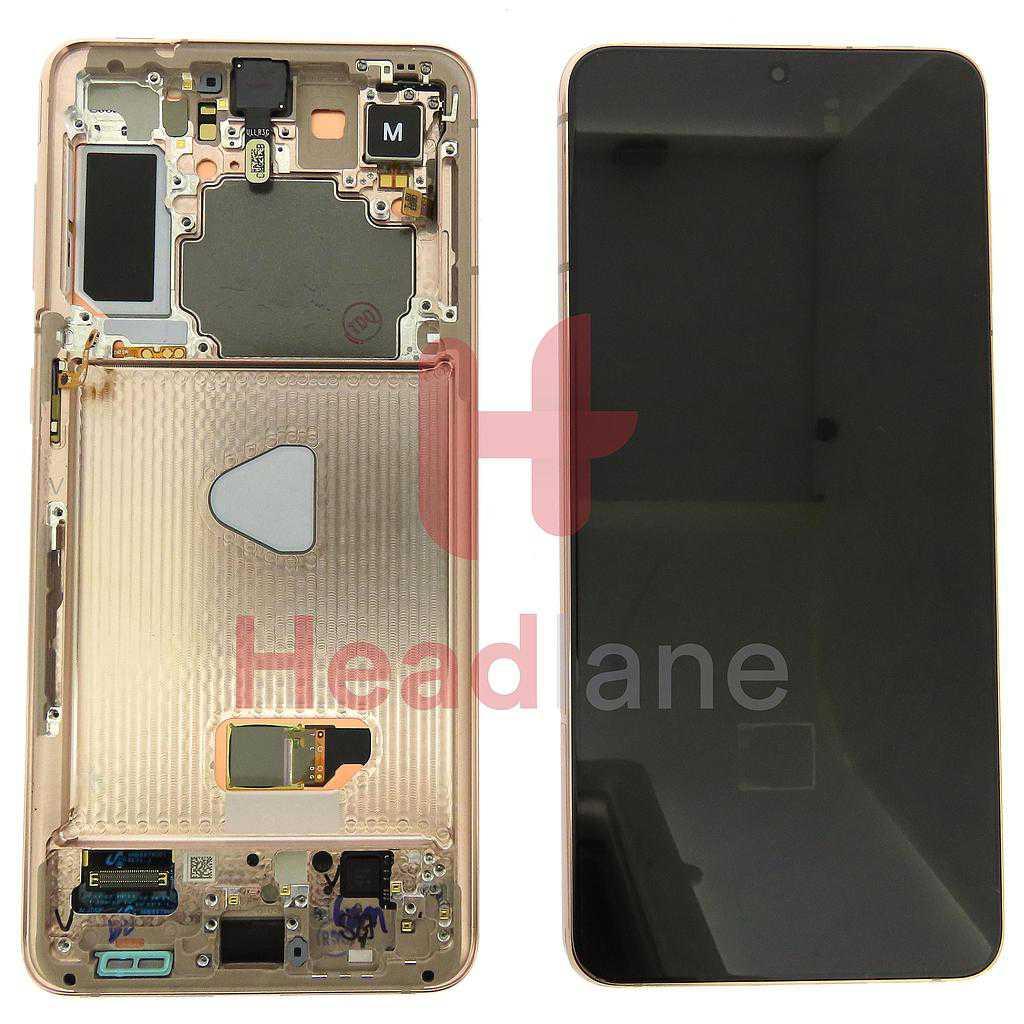 Samsung SM-G996 Galaxy S21+ 5G LCD Display / Screen + Touch - Phantom Violet