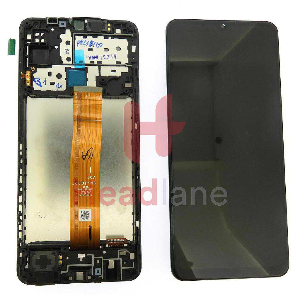 Samsung SM-M127 Galaxy M12 LCD Display / Screen + Touch