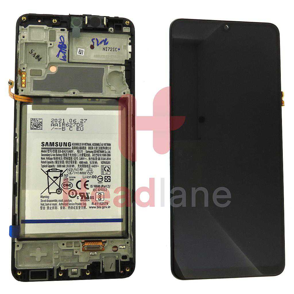 Samsung SM-A225 Galaxy A22 4G LCD Display / Screen + Touch + Battery