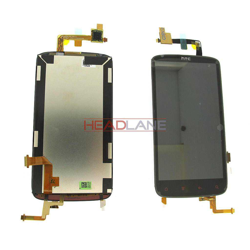 HTC Sensation XE / G18 LCD Display / Screen + Touch
