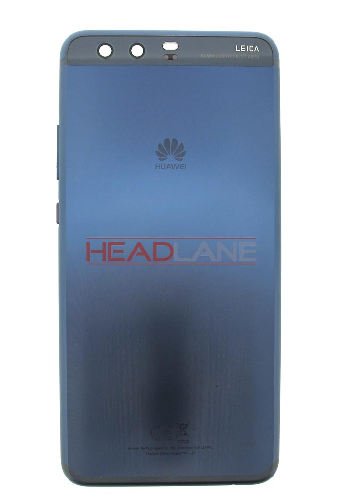 Huawei P10 Plus Battery Cover - Dazzling Blue