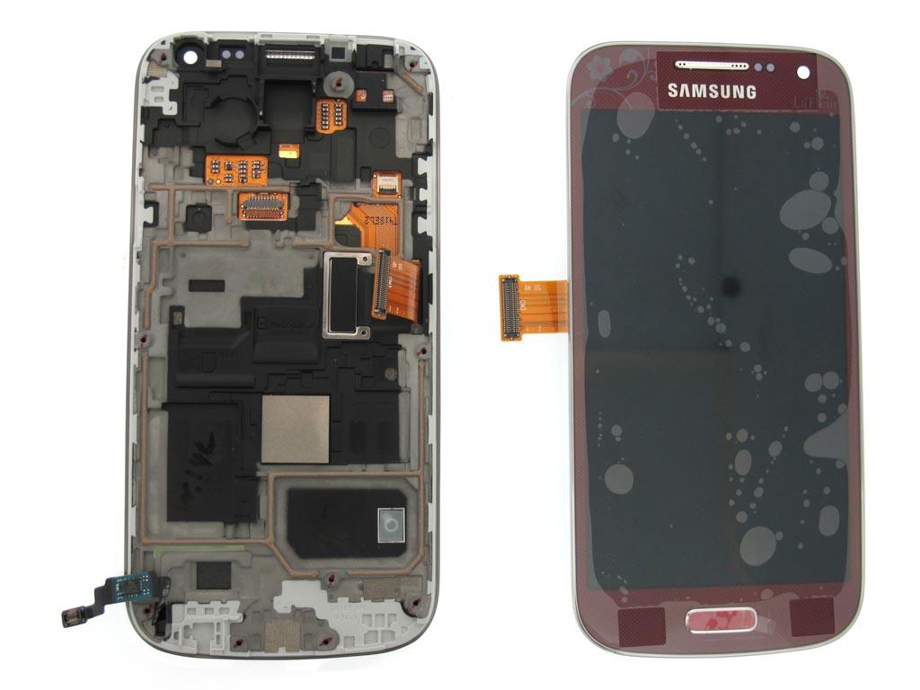 Samsung GT-I9195 Galaxy S4 Mini LTE LCD Display / Screen + Touch - La Fleur
