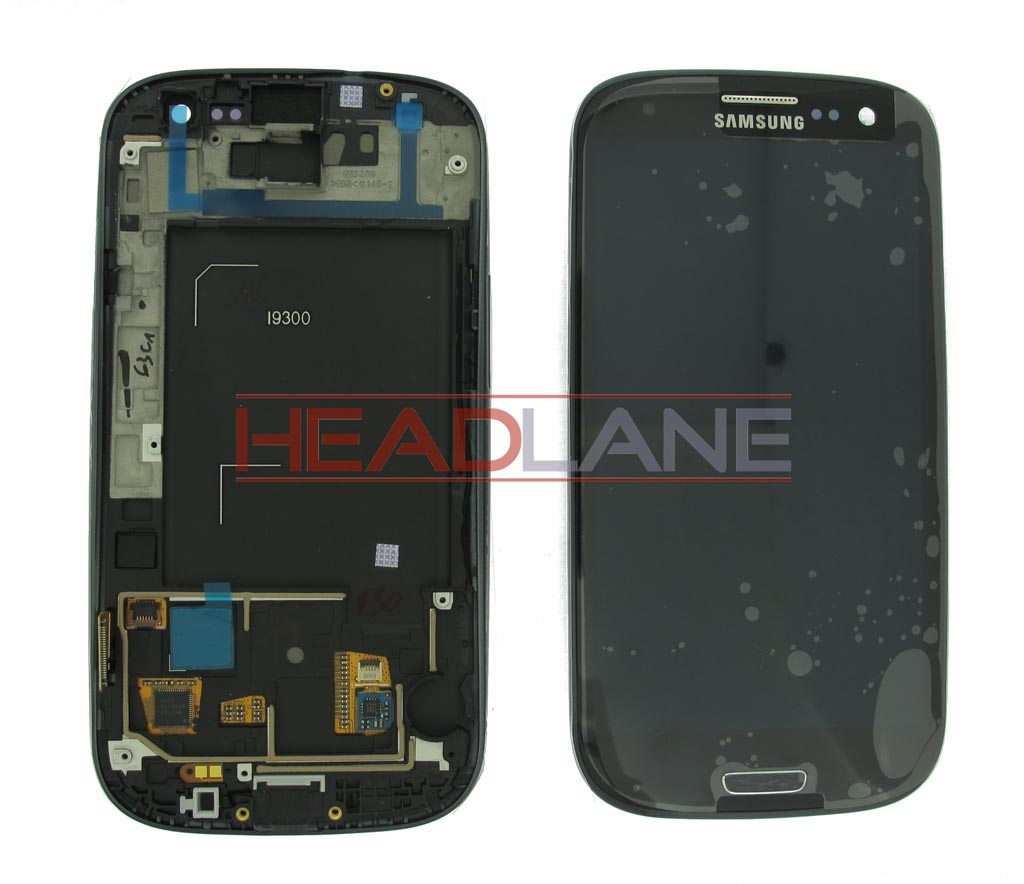 Samsung GT-I9300 Galaxy S3 LCD Display / Screen + Touch - Black
