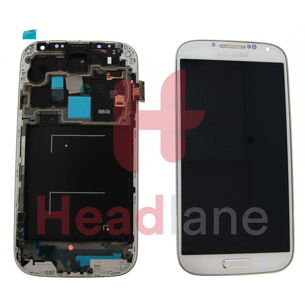 Samsung GT-I9515 Galaxy S4 VE LCD Display / Screen + Touch - White