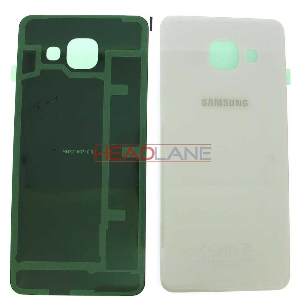 Samsung SM-A310 Galaxy A3 (2016) Battery Cover - White