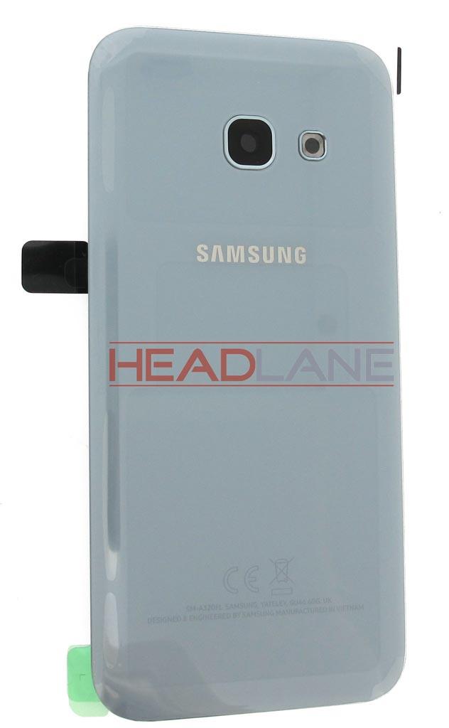 Samsung SM-A320 Galaxy A3 (2017) Battery Cover - Blue