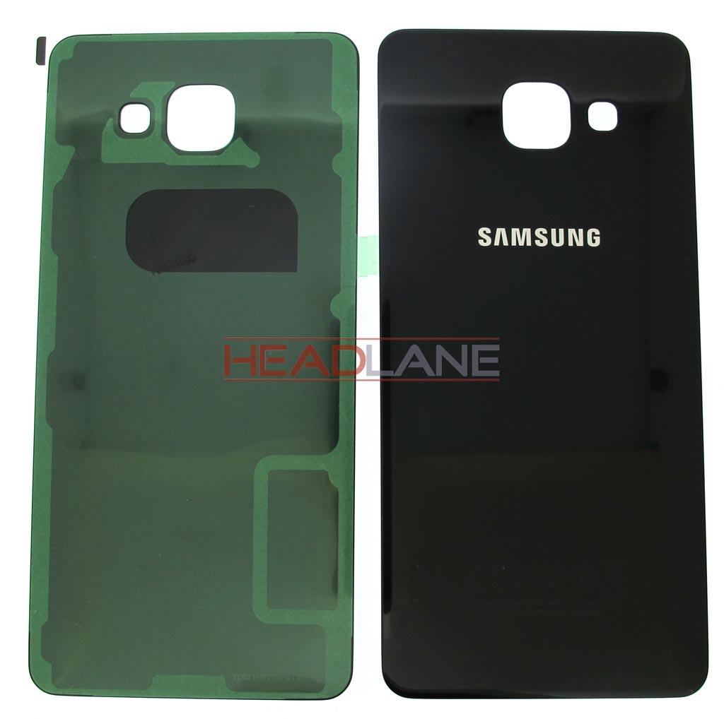 Samsung SM-A510 Galaxy A5 (2016) Battery Cover - Black