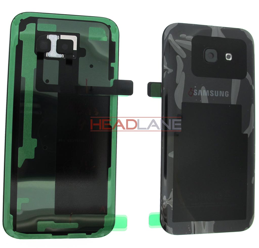 Samsung SM-A520 Galaxy A5 (2017) Battery Cover - Black