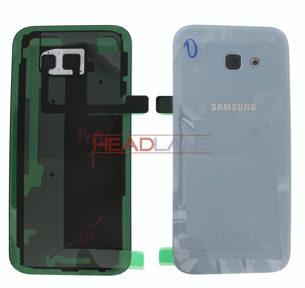 Samsung SM-A520 Galaxy A5 (2017) Battery Cover - Blue
