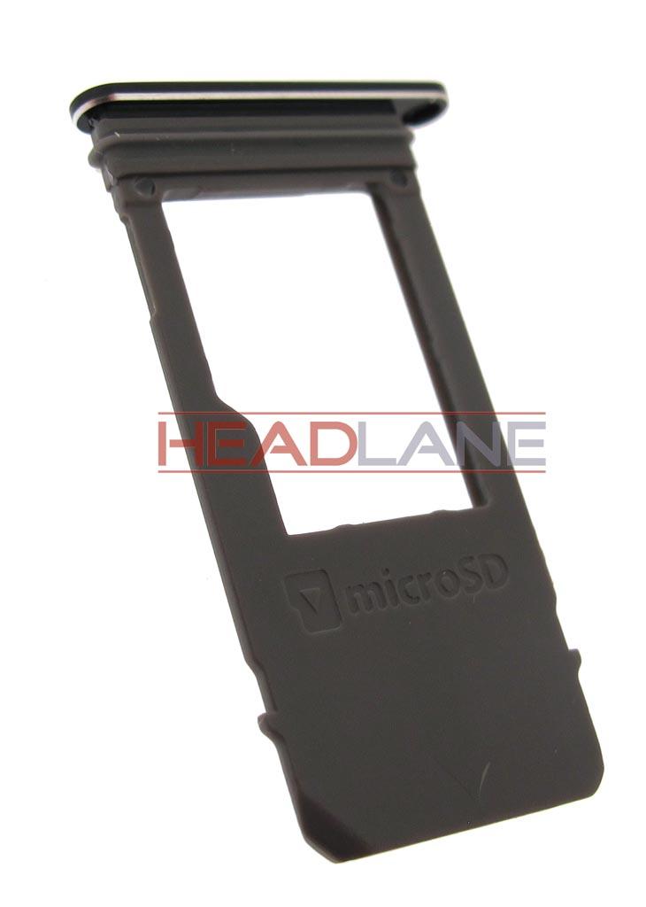Samsung SM-A520 Galaxy A5 (2017) SIM Card Tray - Black