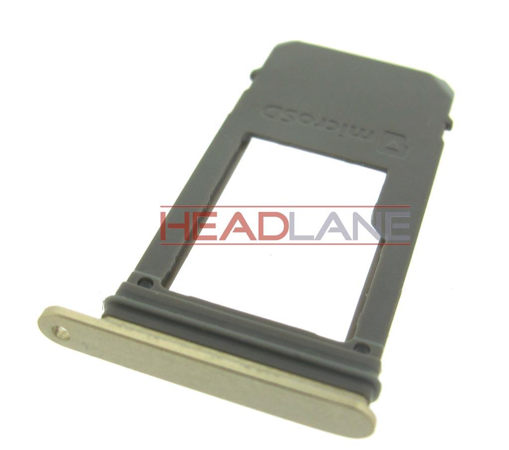 Samsung SM-A520 Galaxy A5 (2017) SIM Card Tray - Gold