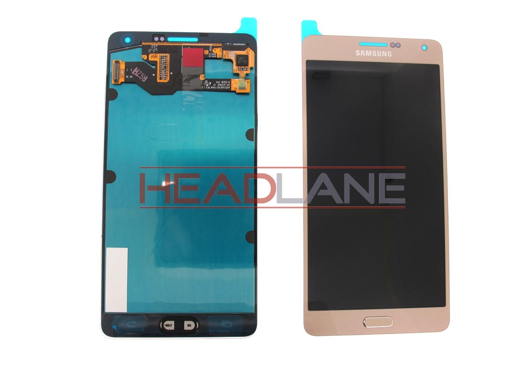 Samsung SM-A700 Galaxy A7 LCD Display / Screen + Touch - Gold