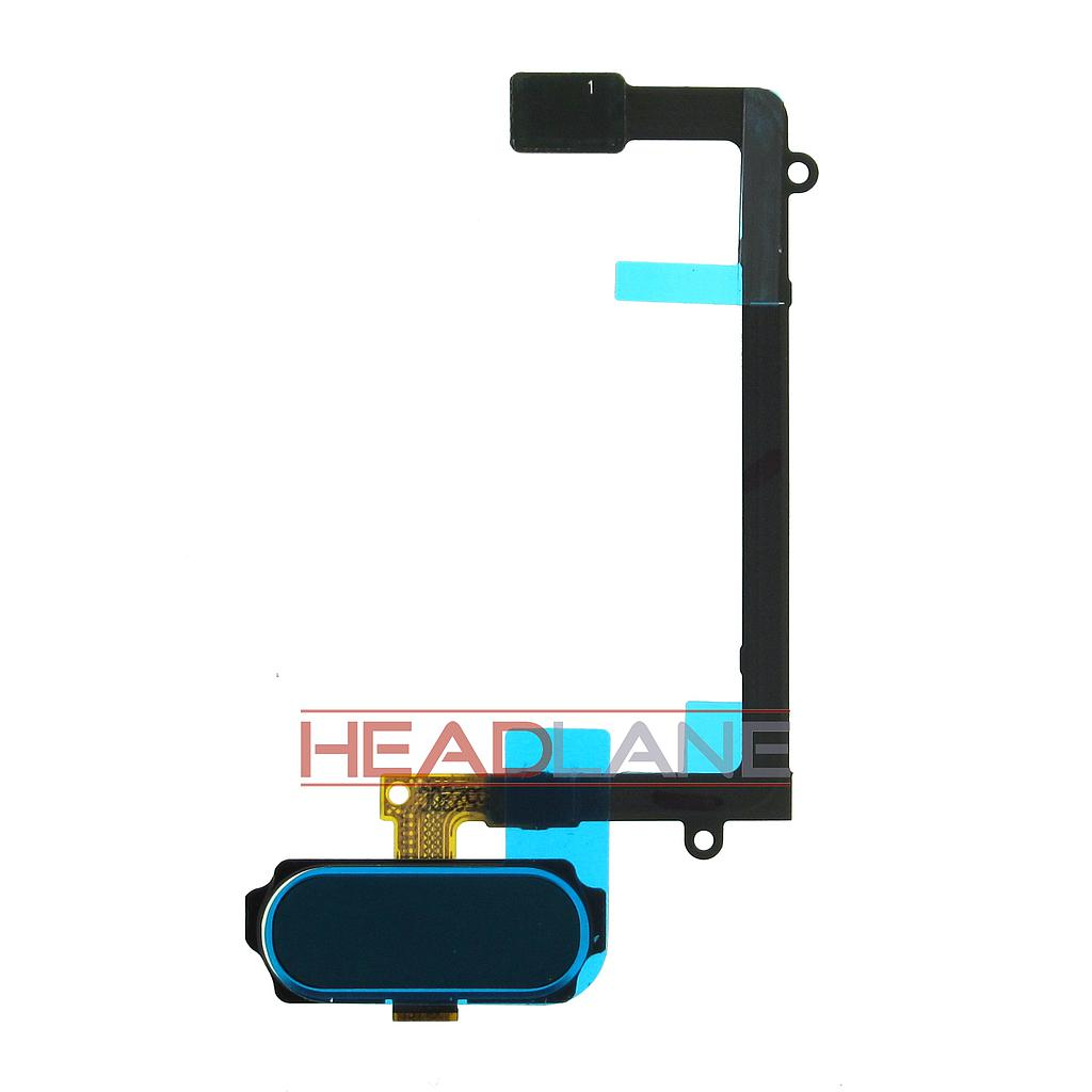 Samsung SM-G925F Galaxy S6 Edge Home Key Flex - Gold