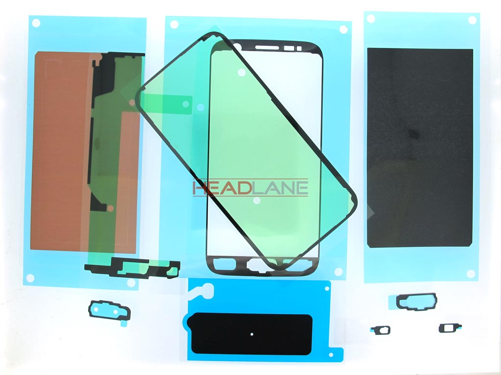Samsung SM-G930 Galaxy S7 Home Key Adhesive Kit
