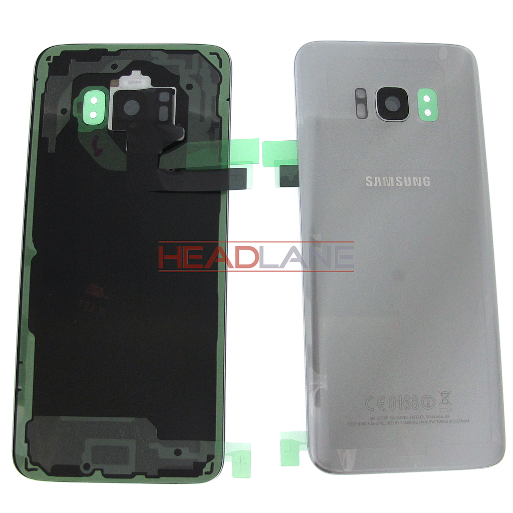 Samsung SM-G950 Galaxy S8 Battery Cover - Silver