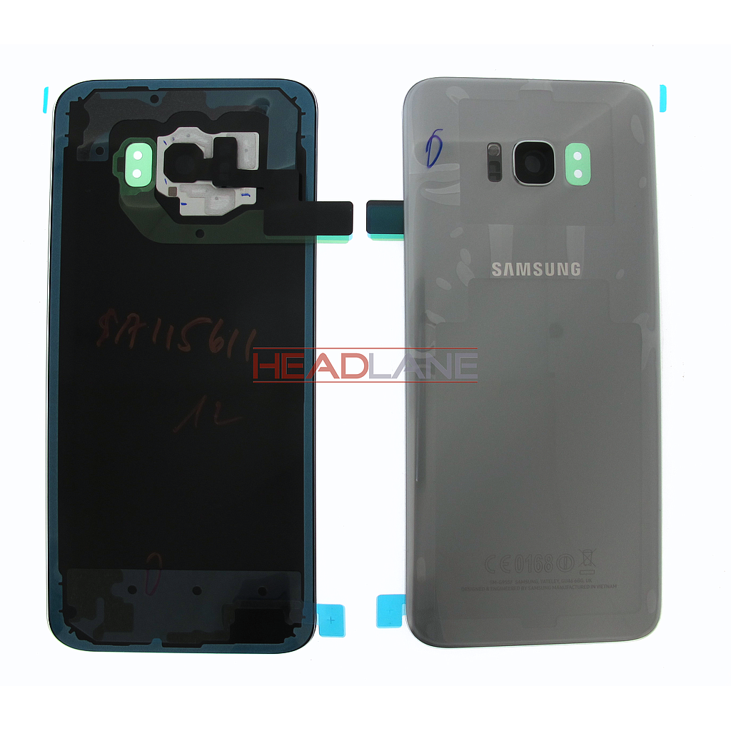 Samsung SM-G955 Galaxy S8+ Battery Cover - Blue